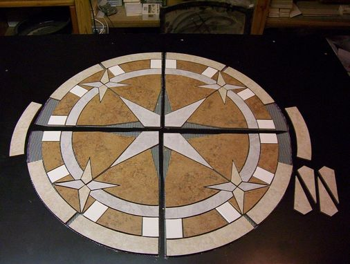 Custom Made Tile Mosaics