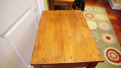 Custom Made End Table 30