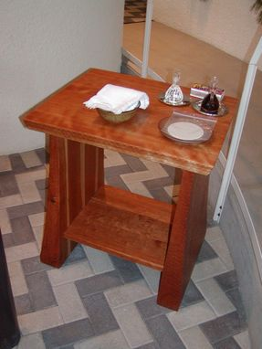 Custom Made Sacrament Table
