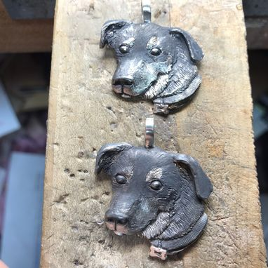 Custom Made Custom Dog Cat Pet Pendants