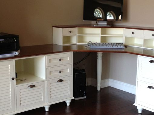Custom Made Kelly's Desk