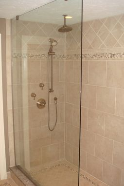 Custom Made Large Shower