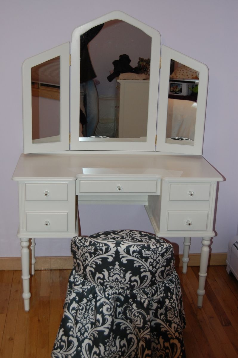 Custom Made Make-Up Vanity