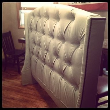 Custom Made Tufted Headboard