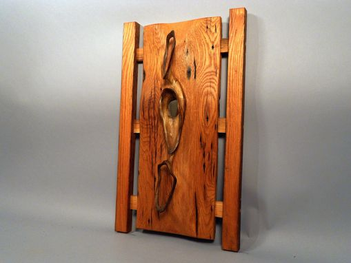 Custom Made Sculptural Mirror / Wall Hanging