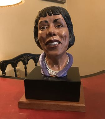 Custom Made Sculpture Bust