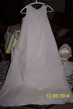 Custom Made Ayershire Style Chrustening Gown