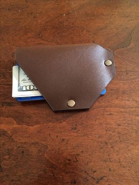Custom Made Personalized Minimalist Wallet