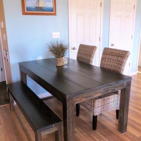 Farmhouse Dining Tables | Custom Farmhouse Tables ...