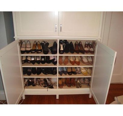 Custom Made Shoe/Clothing Armoire
