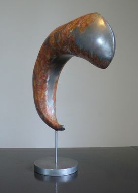 Custom Made Emb Abstract Sculpture