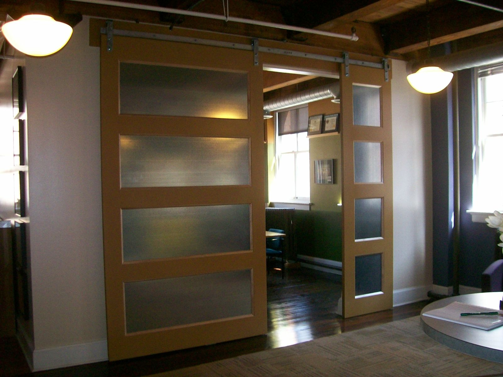 Handmade sliding doors by constructive ideas custommade