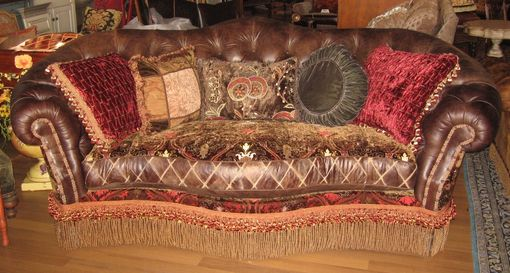 Custom Made Luxury Sofa. High Style Furniture