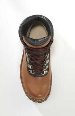 Custom Made Esatto Custom Classic Hiker (Tan Color)