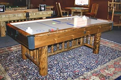Custom Made Air Hockey Table
