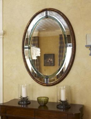 Custom Made Exclusive Reflection In Mirrors By Frederick William In Scarsdale, Ny