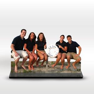 Custom Made Custom Photo Sculptures