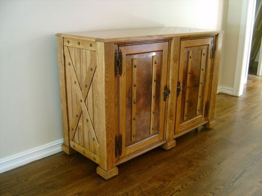 Custom Made Bar Console