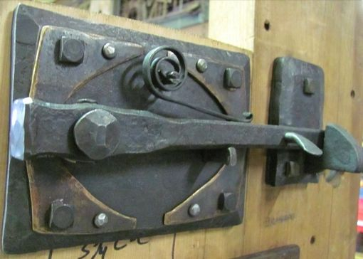 Custom Made Thumb Latch
