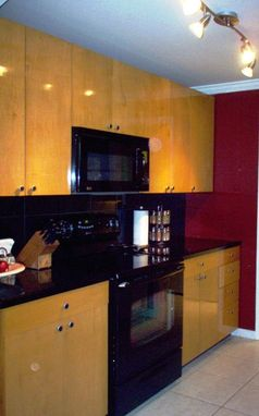 Custom Made Euro Style Kitchen