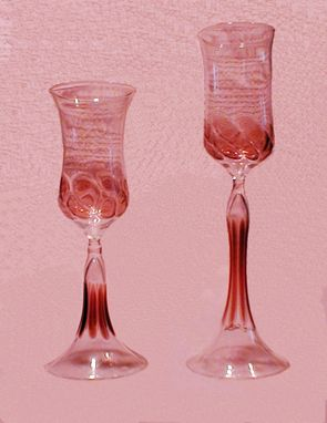 Custom Made Stemware