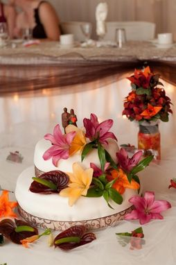 Custom Made Wedding Flowers
