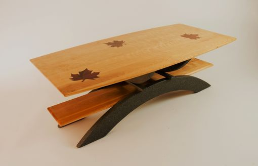 "Custom Made Coffee Table - ""Tokyo Autumn"""