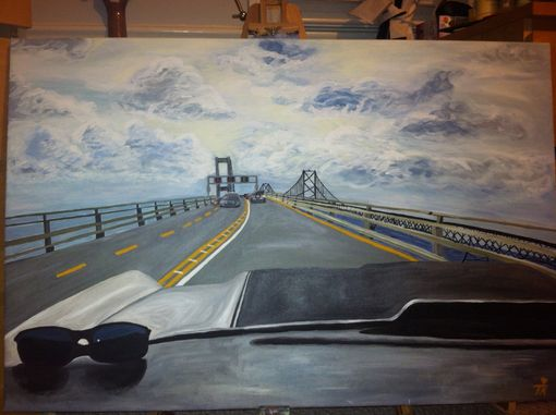 Custom Made Perspective Painting