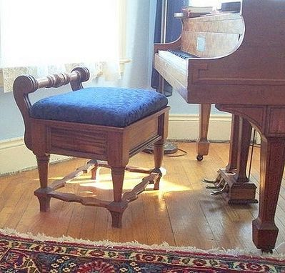 Custom Made Piano Bench