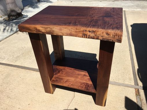 Custom Made Walnut Table