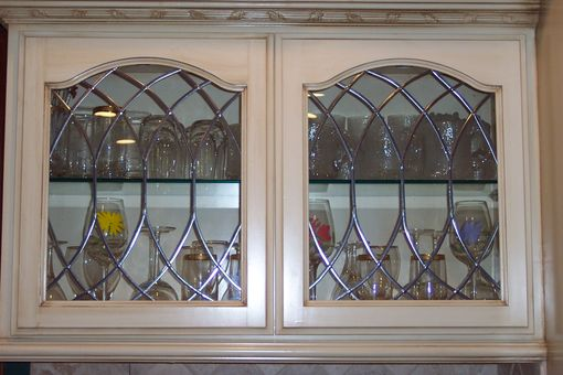 Cabinet Door Art Gl