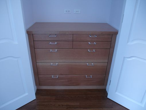 Custom Made Closet Dresser