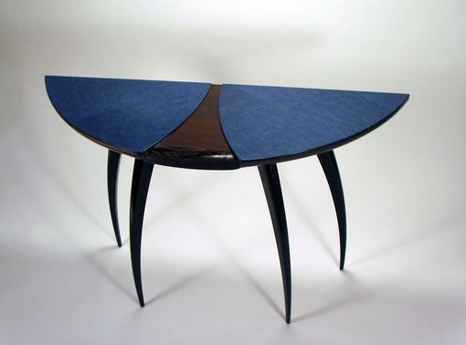 "Custom Made Table  ""Midnight Sky Arrival"""