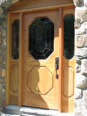 Custom Made Octagonal Entry