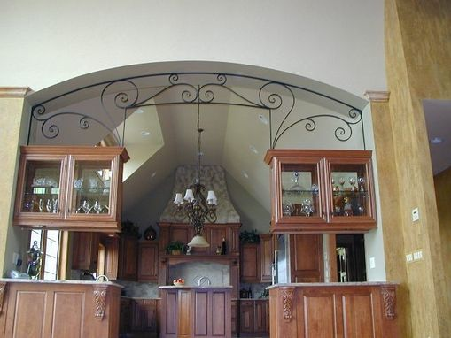 Custom Made Cabinet Support Scrolls