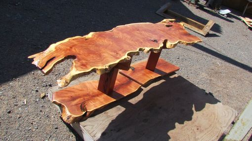 Custom Made For Sale     Mesquite Coffee Table