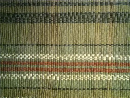 Custom Made Hand Dyed Wool Rugs Hand-Woven On Antique Loom