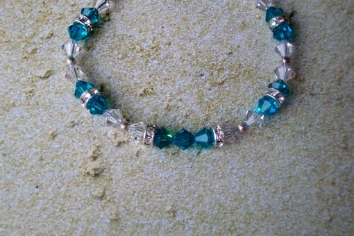 Custom Made Birthstone Bracelet / Awareness Bracelet