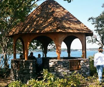 Custom Made John Calvin Stevens Gazebo