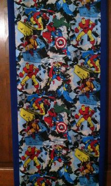 Custom Made Avengers For Boy's Room