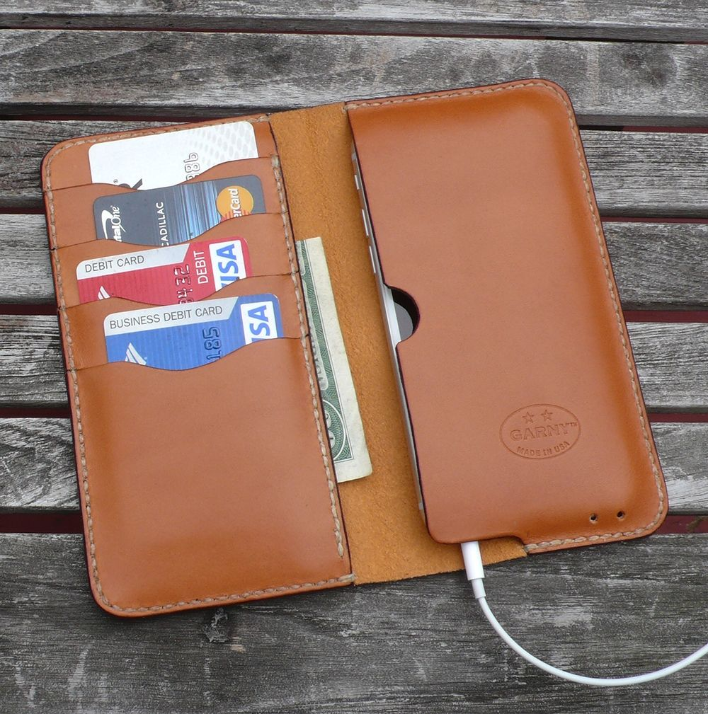 iphone 6 wallets buy a custom garny 75 iphone 6 leather wallet whiskey 11445