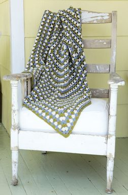 Custom Made Granny Square Blankets