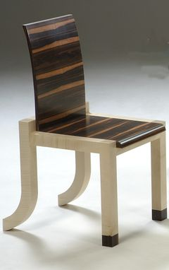 "Custom Made Dining Chairs - ""Valencia"""