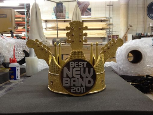 Custom Made Crowns For Mtv Iggy Awards