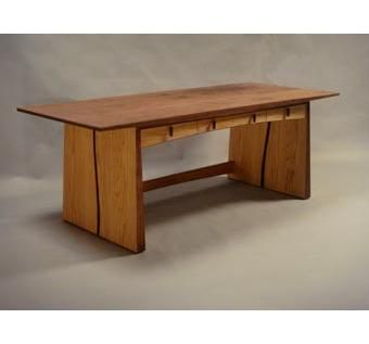 Custom Made Meander Desk