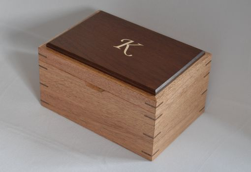 Custom Made Jewellery/Keepsake Box