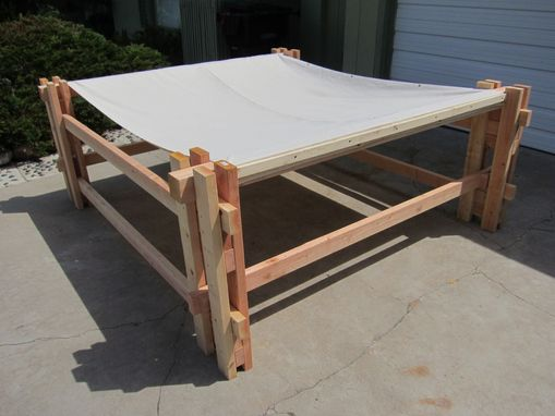 Custom Made Ultimate Travel Bed