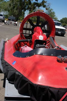 Custom Made Rebuild Hovercraft