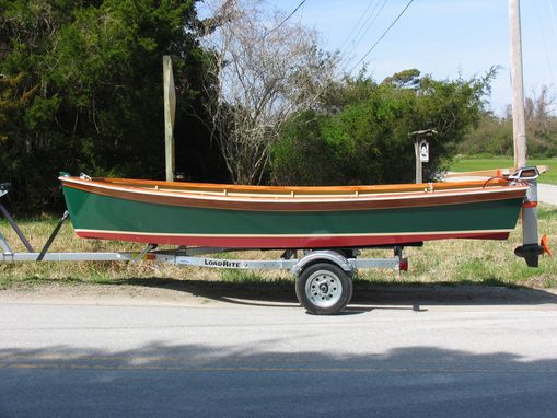 Custom Made 14' Outboard Skiff_Atkins Design
