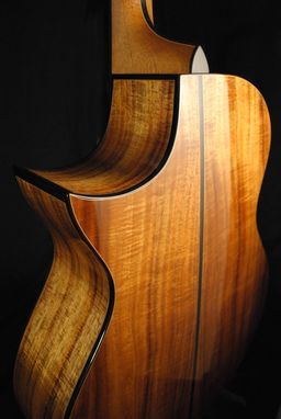 Custom Made Grand Auditorium Koa, Adirondack